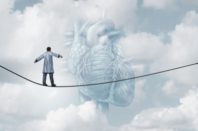 walking the tightrope of cardiovascular health